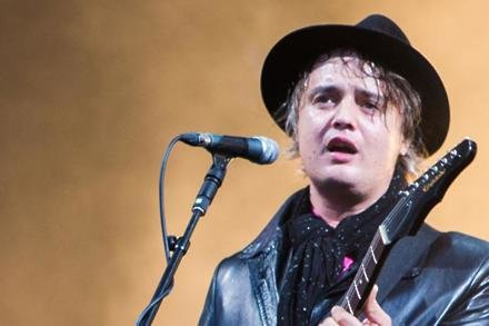Pete Doherty is back