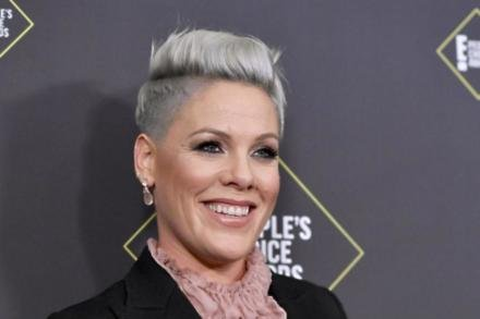 Pink at the E! People's Choice Awards 2019