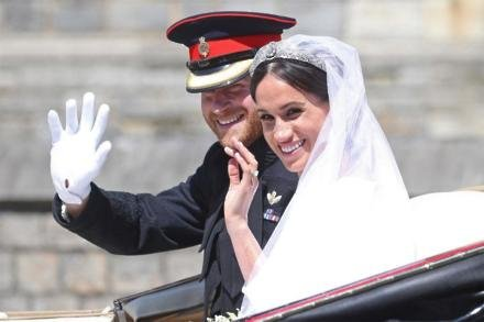 The world watched as Harry and Meghan tied the knot in May