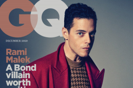 Rami Malek on GQ cover