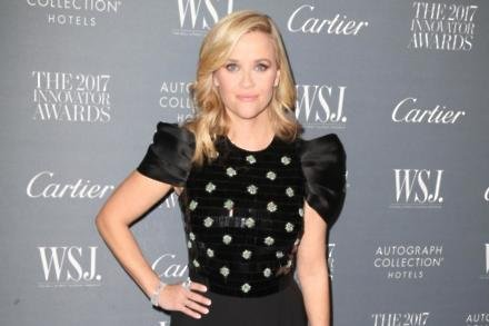 Reese Witherspoon at WSJ Innovator awards