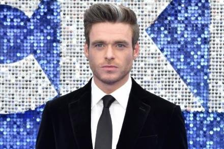 Richard Madden at the Rocketman premiere