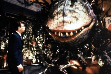 Rick Moranis in 'The Little Shop of Horrors'