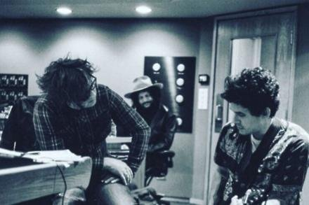 Ryan Adams and John Mayer (c) Instagram