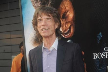Sir Mick Jagger