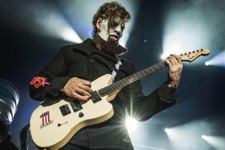 Slipknot's Jim Root