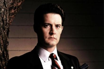 Special Agent Dale Cooper in the original 'Twin Peaks' series