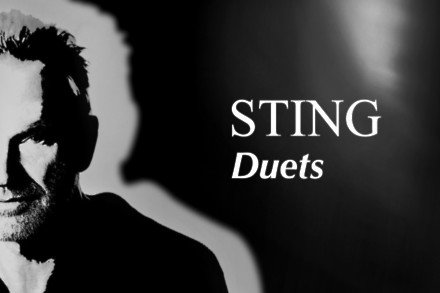 Sting's Duets artwork