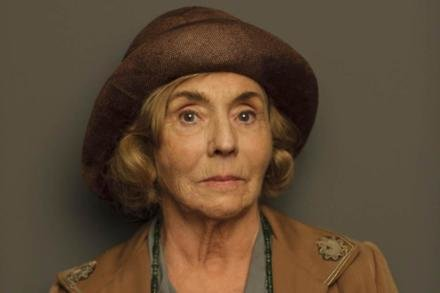 Sue Johnston in Downton Abbey
