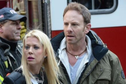 Ian Ziering and Tara Reid will be joined by Perez Hilton