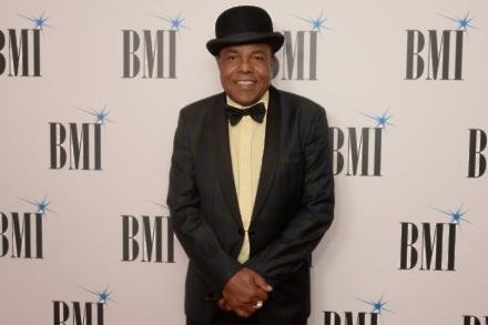 Tito Jackson at the BMI London Awards