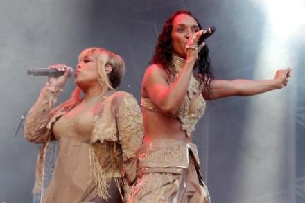 TLC at Mighty Hoopla Festival