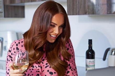 Vicky Pattison's Black Tower Instagram Live