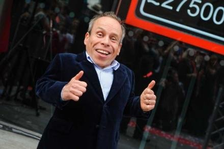 Willow star Warwick Davis