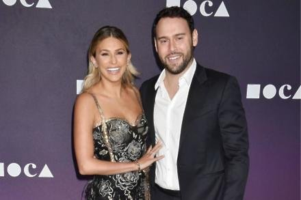 Yael and Scooter Braun