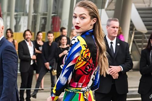 Gigi Hadid Wants Family Compound With Her Sisters