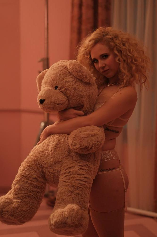 Juno Temple for Agent Provocateur