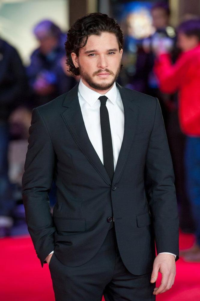 6c145f3d2f51 Kit Harington Returns As Face of Jimmy Choo