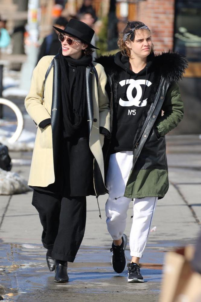 Something is. michelle rodriguez and her girlfriend pity
