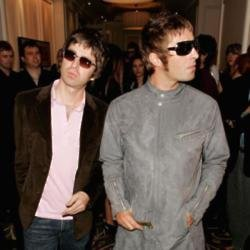 Oasis' Noel and Liam Gallagher