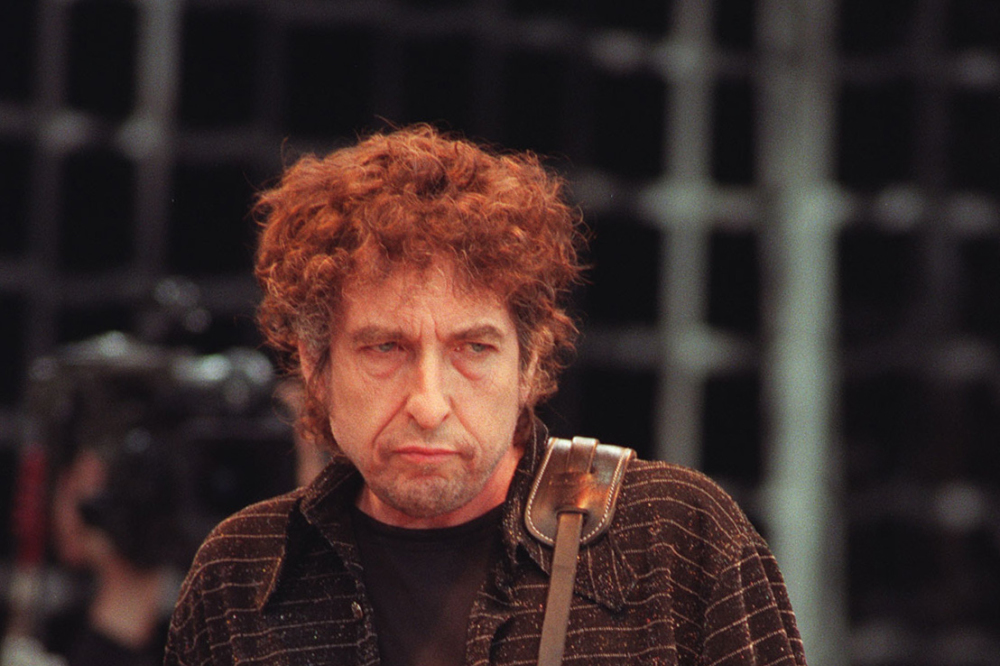 Bob Dylan manuscript fetches more than double guide price at auction