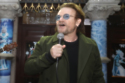U2 lyrics handwritten by Bono to go under the hammer at charity auction