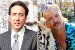 Nicolas Cage set to play Joe Exotic in Tiger King adaptation