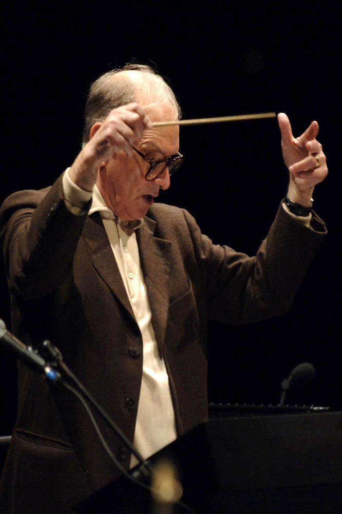 Movie composers John Williams and Ennio Morricone win top Spanish prize