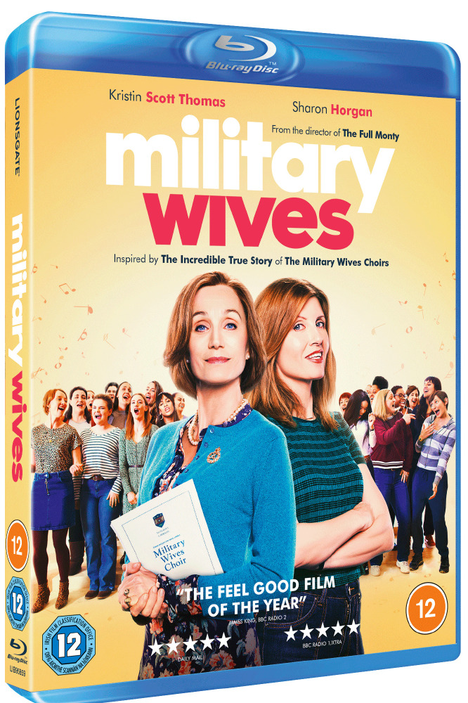 Military Wives released on Digital Download DVD Blu-ray