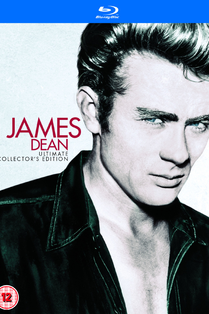 James Dean Ultimate Collectors Edition Blu Ray