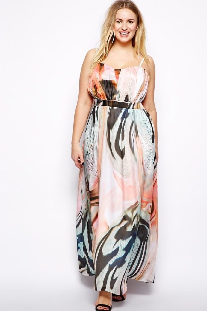 12 Gorgeous Plus Size Wedding Guest Dresses To Make You Look Fabulous