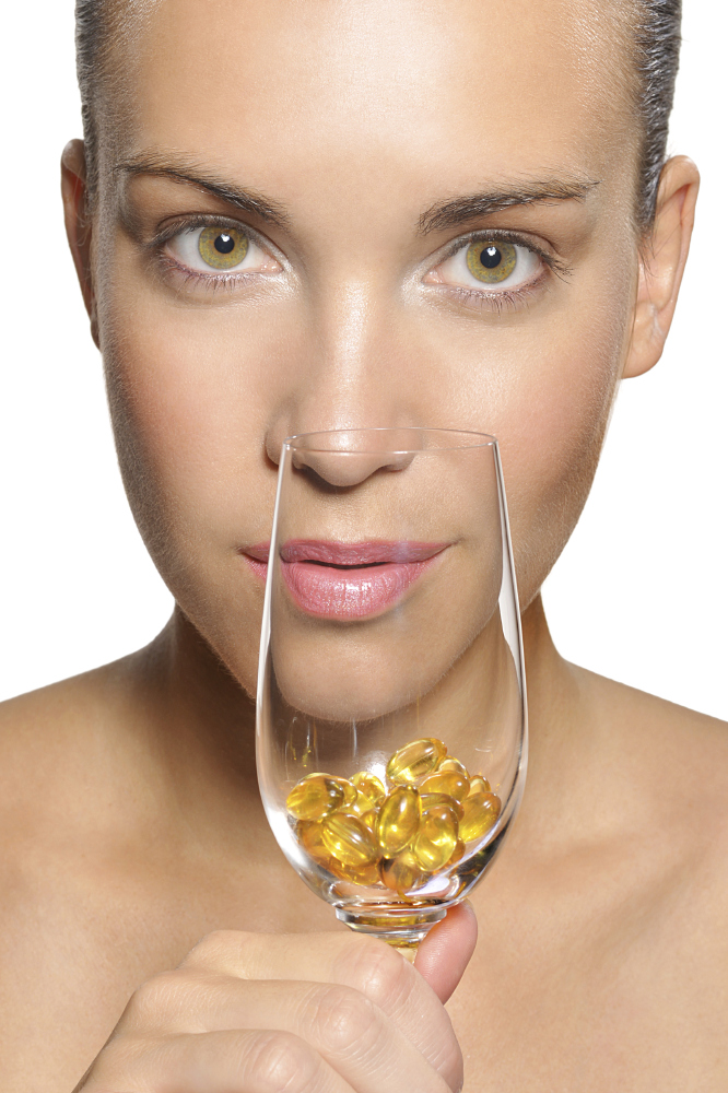 Supplements may help ensure your skin looks its best