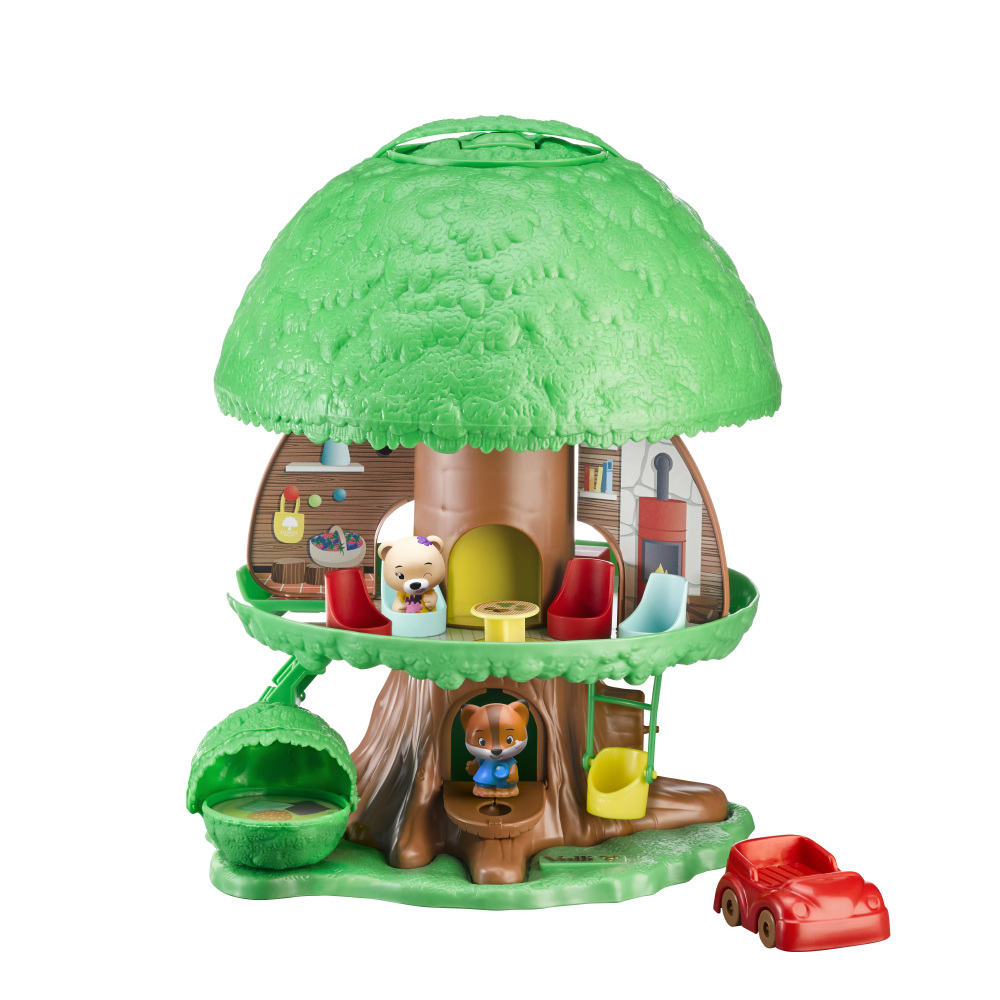 Timber Tots Treehouse from Bandai